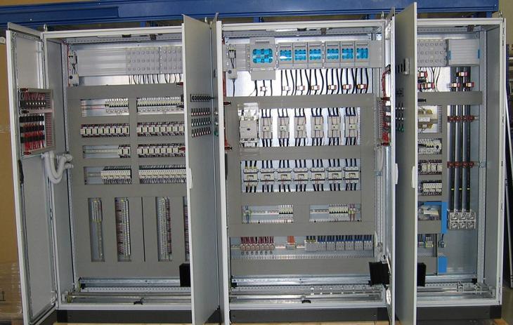 Schaltschrankbau – Elektro-Venn